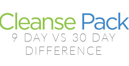 Isagenix Difference Between 9 Day 30 Day
