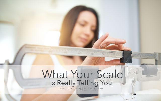 Isagenix health scale weight loss